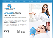 This website is designed by Logoinn for  ' Dentaltemps' in August  , 2012