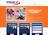 This website is designed by Logoinn for 'D1 Speed Academy'  in August  , 2013