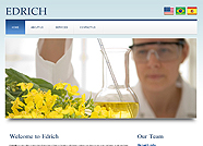 This website is designed by Logoinn for ' Edrich' in October, 2011.