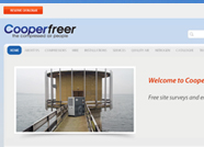 This website is designed by Logoinn for 'Cooper Freer Compressors' in Jan, 2012.