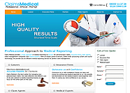 This website is designed by Logoinn for ' Claims Medical' in November, 2011.