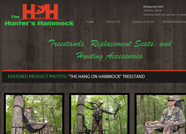 This website is designed by Logoinn for 'The Hunter Shammock' in Jan, 2012.