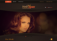 This website is designed by Logoinn for 'hair Xper' in Jan, 2016.