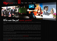 This website is designed by Logoinn for 'GForce Films'  in February   , 2013