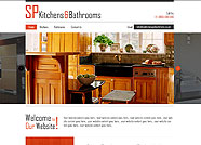 This website is designed by Logoinn for 'SP kitchen & Bathrooms'  in January  , 2013