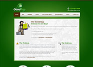 This website is designed by Logoinn for 'Good Bag'  in January  , 2013
