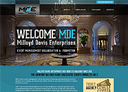 This website is designed by Logoinn for 'Milloyd Davis Enterprises' in Jan, 2014.