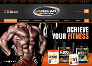 This website is designed by Logoinn for 'Procan' in Jan, 2015.