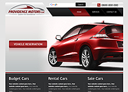 This website is designed by Logoinn for 'Providence Motors' in Jan, 2016.