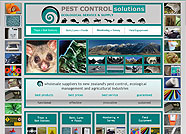 This website is designed by Logoinn for 'Pest Control Solutions'  in June  , 2012