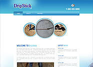 This website is designed by Logoinn for 'Drip Stick'  in October  , 2012