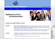 This website is designed by Logoinn for 'Accountancy Business Associates' in March, 2010