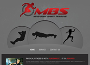 This website is designed by Logoinn for 'Mind Body Spirit Training' in Feb, 2012.