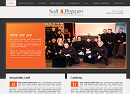 This website is designed by Logoinn for ' Salt & Pepper