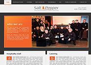 This website is designed by Logoinn for ' Salt & Pepper ' in September, 2011.