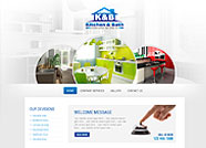 This website is designed by Logoinn for 'Kitchen & Bathroom Services'  in November  , 2012