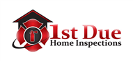 Logoinn created this logo for !st Due Home Inspections, LLC - who are in the Real Estate Logo Design  Sectors