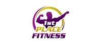 Logoinn created this logo for 1st Place Fitness - who are in the Physical Training Logo Design  Sectors