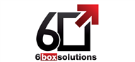Logoinn created this logo for 6box solutions - who are in the Website Logo  Sectors