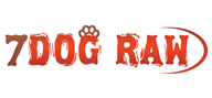 Logoinn created this logo for 7 Dog Raw - who are in the Pet Logo Design  Sectors