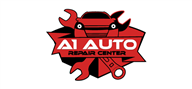 Logoinn created this logo for A1 Auto Repair Center Limited - who are in the Automotive Logo Design  Sectors