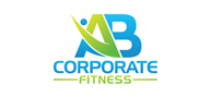 Logoinn created this logo for AB Corporate Fitness - who are in the Weight loss Logo  Sectors
