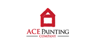 Logoinn created this logo for ACE Painting Company - who are in the Civil Engineering Logo  Sectors