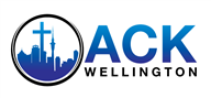 Logoinn created this logo for ACK Wellington - who are in the Religious Logo Design  Sectors