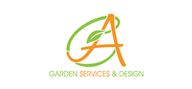Logoinn created this logo for AG Garden services & Design - who are in the Landscape Logo Design  Sectors