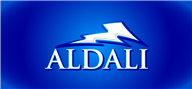 Logoinn created this logo for ALDALI ELECTROMECHANICAL WORKS LLC - who are in the Engineering Services Logo Design  Sectors