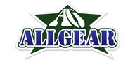 Logoinn created this logo for ALLGEAR SDN BHD - who are in the Military Logo Design  Sectors