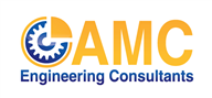 Logoinn created this logo for AMC Engineering Consultants - who are in the Civil Engineering Logo  Sectors