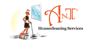 Logoinn created this logo for ANT Real Estate - who are in the Cleaning Services Logo Design  Sectors