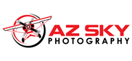 Logoinn created this logo for AZ Sky Photography - who are in the Photography Logo Design  Sectors