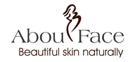 Logoinn created this logo for About Face Cosmetics - who are in the Cosmetics Logo Design  Sectors