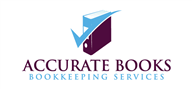 Logoinn created this logo for Accurate Books - who are in the Accounting Logo Design  Sectors
