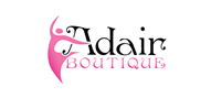 Logoinn created this logo for Adair Boutique - who are in the Wholesale Logo Design  Sectors