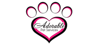 Logoinn created this logo for Adorable Pet Services - who are in the Animal Logo Design  Sectors