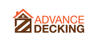 Logoinn created this logo for Advance Decking - who are in the Construction Logo Design  Sectors