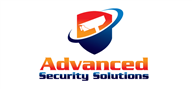Logoinn created this logo for Advanced Security Solutions - who are in the Security Services Logo Design  Sectors