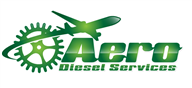 Logoinn created this logo for Aero Diesel Services - who are in the Engineering Services Logo Design  Sectors