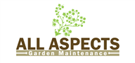 Logoinn created this logo for All Aspects, Garden Maintenance - who are in the Landscape Logo Design  Sectors