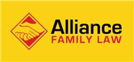 Logoinn created this logo for Alliance Family Law - who are in the Legal Logo Design  Sectors