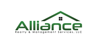 Logoinn created this logo for Alliance Realty & Management Services, LLC - who are in the Real Estate Logo Design  Sectors