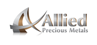 Logoinn created this logo for Allied Precious Metals  - who are in the Jewelry Logo Design  Sectors