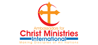 Logoinn created this logo for Ambassadors for Christ Ministeries International - who are in the Church Logo Design  Sectors