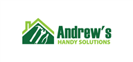 Logoinn created this logo for Andrew's Handy Solutions - who are in the Landscape Logo Design  Sectors