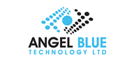 Logoinn created this logo for Angel Blue Technology Ltd - who are in the Website Logo  Sectors