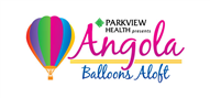 Logoinn created this logo for Angola Balloons Aloft - who are in the Events Logo Design  Sectors