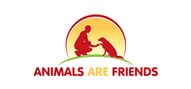 Logoinn created this logo for Animals Are Friends - who are in the Charity Logo Design  Sectors